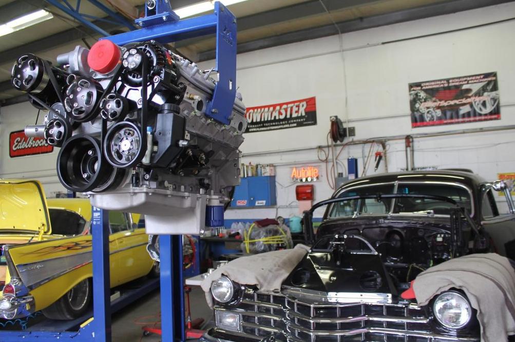 engine swap