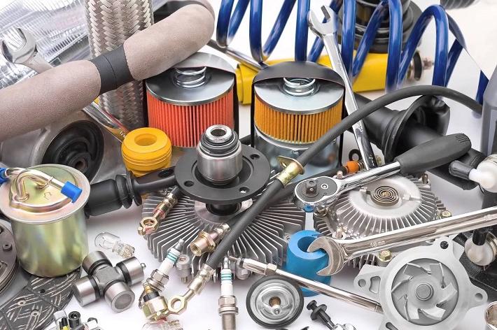 second-hand car parts